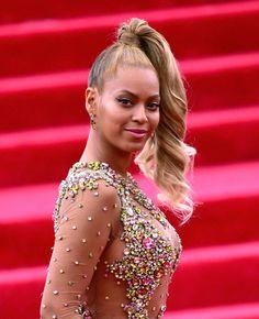 Inspire-se no rabo de cavalo da Jeannie, é um gênio: Beyoncé
