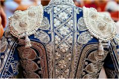 "Trace de Luce - ""Suit of Lights"" - the resplendent traditional attire of top bullfighters in Spain."