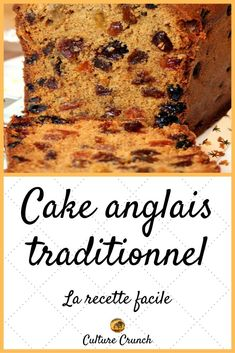 Discover our quick and easy recipe for Yoghurt Cake at Companion on Current Cuisine! Find the preparation steps, tips and advice for a successful dish. Best Italian Recipes, Irish Recipes, Greek Recipes, Spanish Recipes, German Recipes, Cake Raisin, Cake Aux Raisins, Biscuit Cake, Loaf Cake