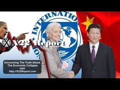 Talks Underway With China & The IMF To Endorse Yuan As A Reserve Currenc...