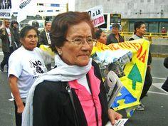Personas mayores también dijeron presente para apoyar la gestión edil [Foto: Jorge Weston]