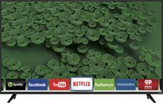 "Popular on Best Buy : VIZIO - 65"" Class (65"" Diag.) - LED - 2160p - Smart - 4K Ultra HDTV - Black"