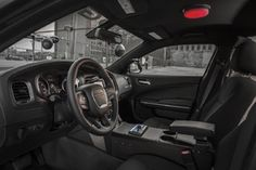 """The 2017 Dodge Charger Pursuit is one of the modern examples of those law enforcement vehicles. The vehicle makes the bold statement of """"nothing can get away from this car on this highway"""". 2015 Dodge Charger, Police Patrol, Police Cars, California Highway Patrol, Dodge City, Automotive News, Digital Trends, Thin Blue Lines, Sirens"""