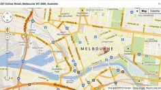 Google Maps informará si hay aparcamiento en el lugar de destino