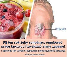 Hypothyroidism Diet - Drink This Juice to Lose Weight, Regulate Your Thyroid and Fight Inflammation! Thyrotropin levels and risk of fatal coronary heart disease: the HUNT study. Hypothyroidism Diet, Thyroid Diet, Thyroid Health, Thyroid Gland, Thyroid Issues, Thyroid Hormone, Thyroid Disease, Thyroid Cancer, Weight Loss Juice