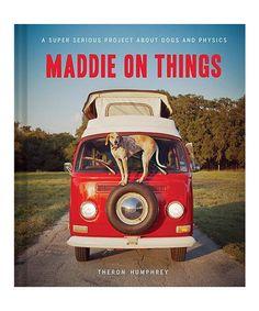 Maddie on Things Hardcover #zulily #zulilyfinds