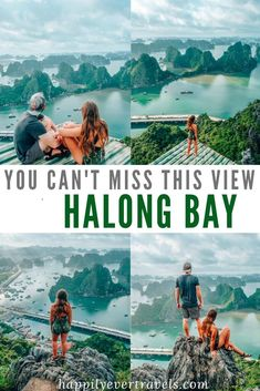 This step-by-step guide will show you EXACTLY how to Hike Poem Mountain (Bai Tho). Don't miss the BEST viewpoint of Ha Long Bay! Vietnam Travel Guide, Asia Travel, Solo Travel, Travel Tips, Cool Places To Visit, Places To Travel, Travel Destinations, Vietnam Vacation, Con Dao