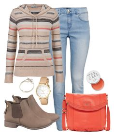 """""""Fall #3"""" by deliag ❤ liked on Polyvore featuring H&M, maurices, The Sak, Tiffany & Co. and Kate Spade"""
