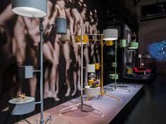 Statistocrat Floor Lamp by Atelier Van Lieshout | Moooi