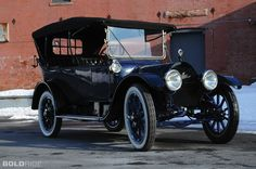 1913 Cadillac Model 30 Five-Passenger Phaeton