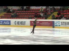 23 Elena RADIONOVA (RUS) - ISU JGP Austria 2012 Junior Ladies Short Program