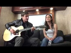 """""""When The Stars Go Blue"""" cover by Daniel Lissing & Erin Krakow"""