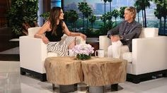 Bethany Mota Meets Ellen: The YouTube star was here for the first time to tell Ellen about her life and her videos. 8 Apr - about 14 hours ago Category: Entertainment Rating: 4.9 (4,965) 4,860 likes 301 views 3:42 - please click to watch