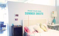 sheet diy