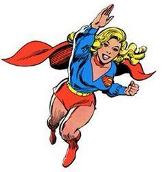 80s Supergirl