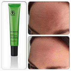 I've tried this and it really WORKS!!!! Arbonne's Instant Wrinkle Filler-oh my how I love this new product!
