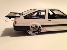 Toyota by Kingpops Corolla Ae86, Scale Models, Bodies, Toyota, Miniatures, Cars, Logo, Vehicles, Ideas