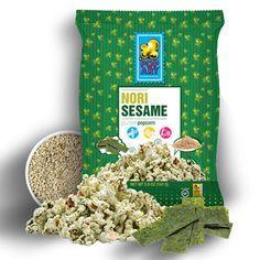 Pop Art Snacks - Nori Sesame.