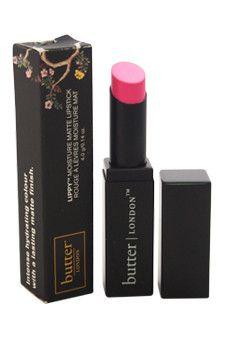moisture matte lipstick - primrose hill picnic by butter london 0.14 oz