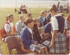 Australian highland dancings championships 1984 Hobart