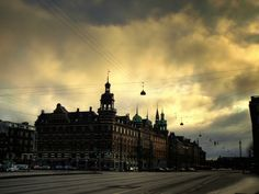 Sunrise at Copenhagen on http://www.thecitypictures.net