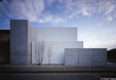 Bella, sencilla y pura expresion de volumenes. Akira Sakamoto Architect &…