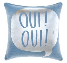 Shop our fantastic range of kids bedding and accessories. From safari themed quilt cover sets to animal bed sheets we've got everything covered. Blue Cushions, Oui Oui, Quilt Cover Sets, Pet Beds, Marie Claire, Blue Denim, Bed Pillows, Quilts, Mini