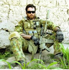 Special Air Service Regiment  Australia                                                                                                                                                                                 More Special Air Service, Special Ops, Special Forces, Army Pics, Military Pictures, Sexy Military Men, Military Police, Warrior Images, Australian Defence Force