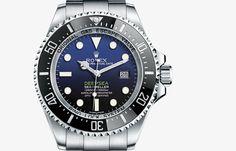 ‼️Rolex Deepsea com mostrador D-blue