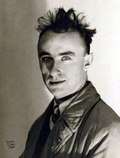 Yves Tanguy by Man Ray