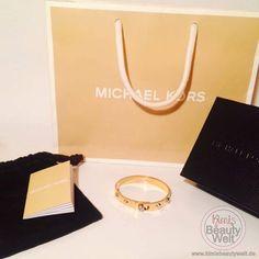 Darf ich vorstellen, meine neue Armband von Michael Kors ❤️  #mk #michaelkors #armband