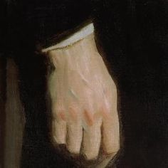 Sargent, John Singer : Study of a Hand