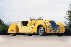 #1938 #Peugeot 402 Darl'mat Legere Special Sport #Roadster