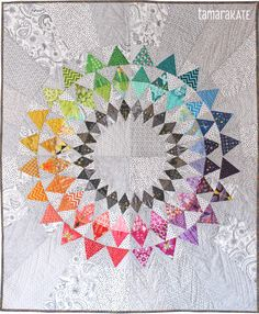 #1 - whatever the weather quilt - tamara kate