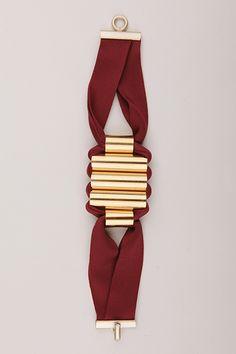 BRACELETS - MARION VIDAL | Manchette I Tube Bracelet | Exclusive to My Chameleon