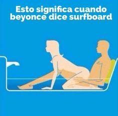 OMG #beyonce #drunkandlove #surfboard