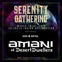 AMANI Dj Set @ Serenity Sunrise by Desert Dwellers on SoundCloud