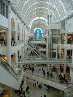The Bentalls Shopping Centre