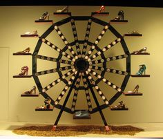 Shoe Carnival at Selfridge, London