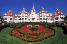 Disneyland resort paris, its micky mouse!!