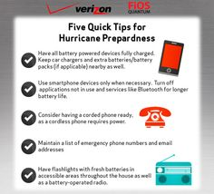 It's now hurricane season! Be ready with these hurricane ...