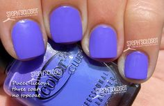 Color Club Nail Polish Lacquer Pucci Licious (Swatched 1x on nail wheel) $4.00 PENDING