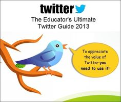 Helping Educators Get Started With Twitter | The Edublogger