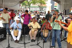 Cruz de Mayo, Caracas Venezuela