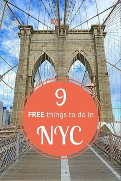 Need advice on FREE things to do in NYC? Visit our blog and get 9 tips on the best free things in New York City
