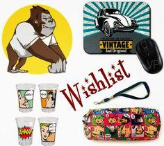 VINTAGEPRI: #Wishlist loja Gorila Clube: http://vintagepri.blogspot.com/2015/03/wishlist-5-produtos-estilo-vintage.html