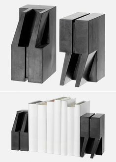 "Bookend ""this is a way to esvaziar your creativity"""