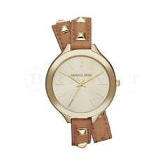 Shop Women's Michael Kors Watches on Lyst. Track over 3613 Michael Kors Watches for stock and sale updates. Sac Michael Kors, Handbags Michael Kors, Michael Kors Watch, Mk Handbags, Bracelets Wrap En Cuir, Jewelry Bracelets, Jewelry Accessories, Fashion Accessories, Leather Luggage