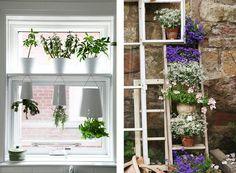Decorando ambientes pequenos - Verde para todos - Revista Westwing