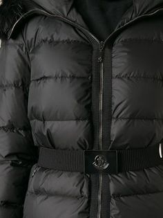 Moncler Black 'fabreges' Jacket  #moncler #monclerjackets #womenjackets #black #new www.jofre.eu